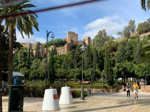 The Roman and Moorish ruins are beautiful in Málaga. Very accessible by foot or vehicle.